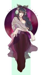 mage : kotori by lackless
