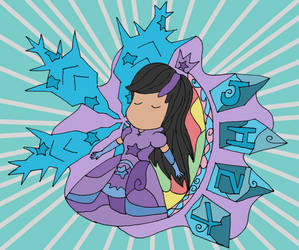 Ice Princess Jinx