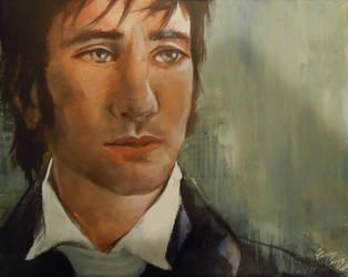 Mr.Darcy by TeaCi