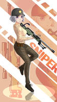 DAZW Sniper by LenardPro