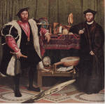 The Ambasadors, a comparative1