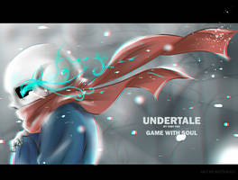 Undertale-Game With SouL-Sans by KeyNight