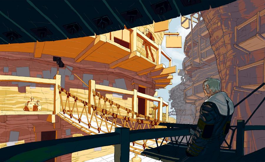FarCity by jeffwamester