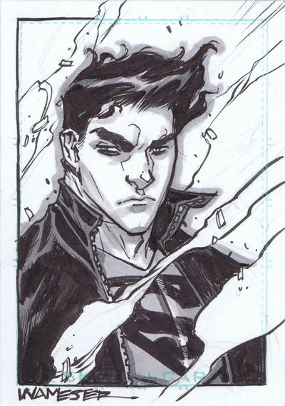 Young Justice - Superboy by jeffwamester on DeviantArt Young Justice Superboy Wallpaper
