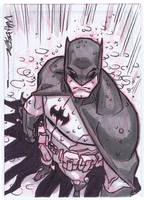 The Bat Man by jeffwamester