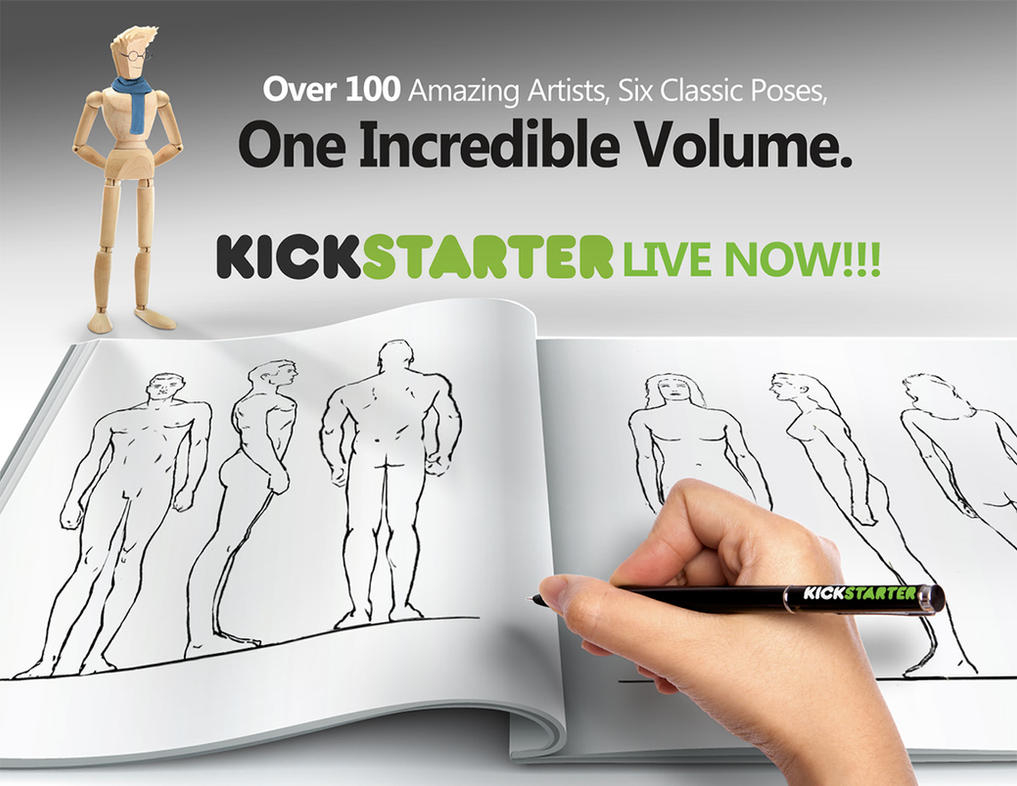 Masters Of Anatomy Project Kickstarter Launched By Jeffwamester On