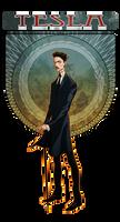 Electropunk Cast: Nikola Tesla