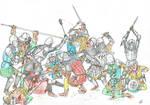 Hundred Years War: Breton Allies