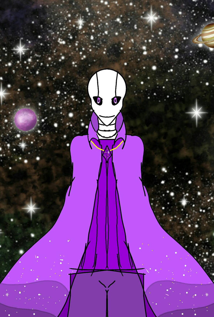 List of Synonyms and Antonyms of the Word: Outertale Gaster