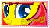 Flaming Flare Stamp by xXKawailLoverChanXx