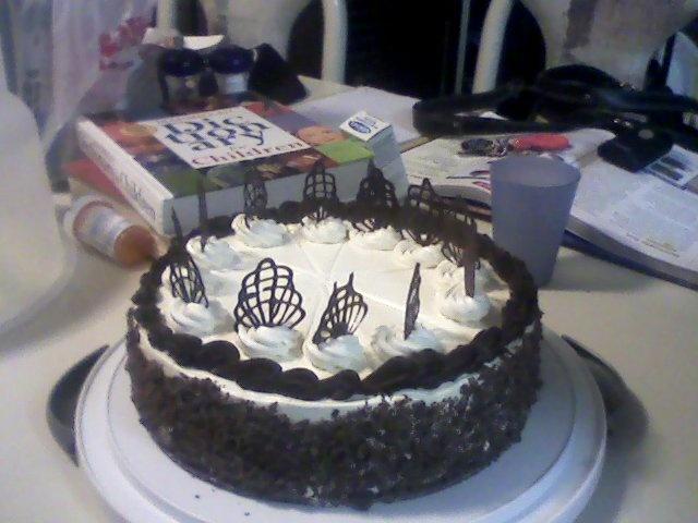 Swiss Pastry Shop Chocolate Cake