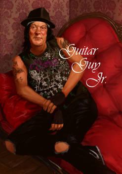 Guitar Guy Jr.
