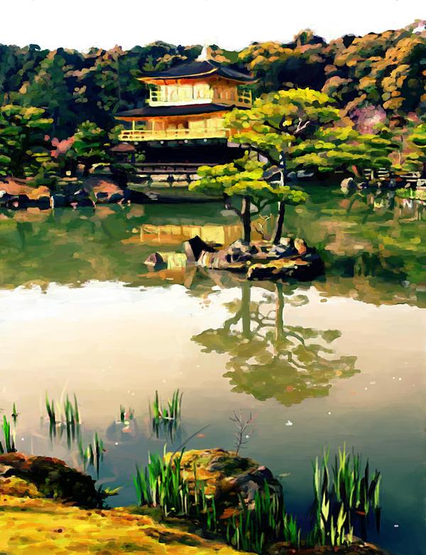 Golden Temple by shaolinfeilong