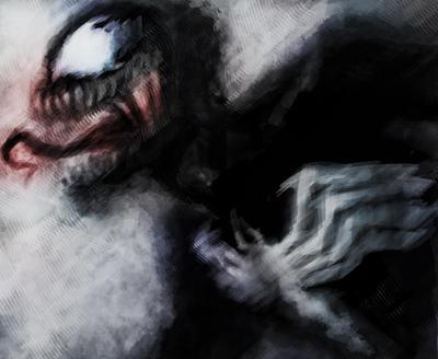 Venom by shaolinfeilong