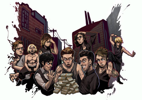 Outbreak Tour: Crown the Empire and ONE OK ROCK