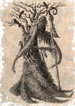 The Oakling Druid