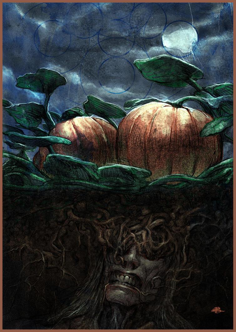 Pumpkin Fertilizer by Kid-Eternity