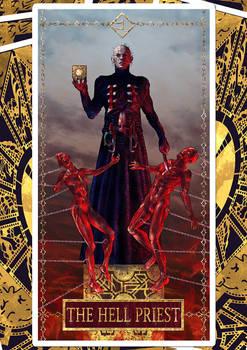 The Hell Priest Tarot