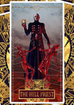 The Hell Priest Tarot by Kid-Eternity