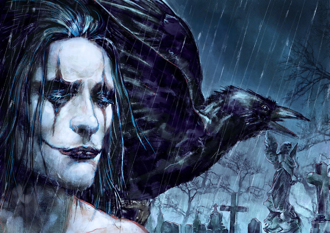 The Crow by Kid-Eternity