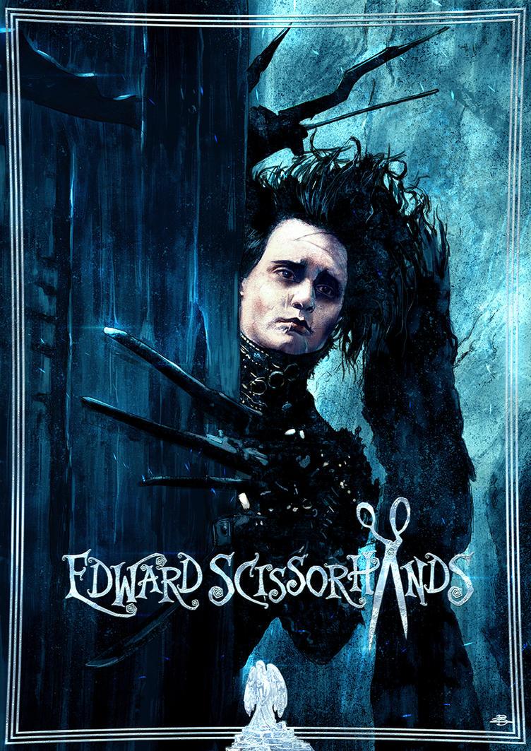 Edward Scissorhands by Kid-Eternity