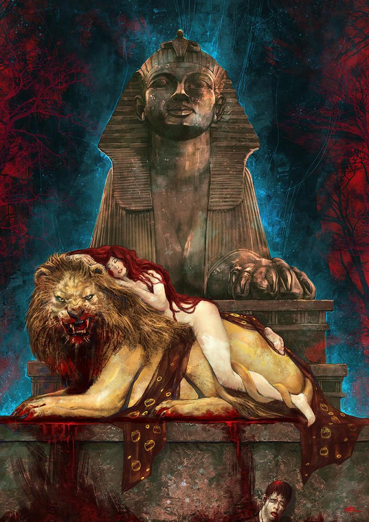 The Sphinx by Kid-Eternity