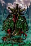 Hellboy VS Elder Thing
