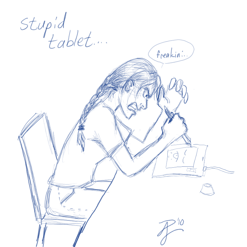 ....stupid tablet by Contraltissimo