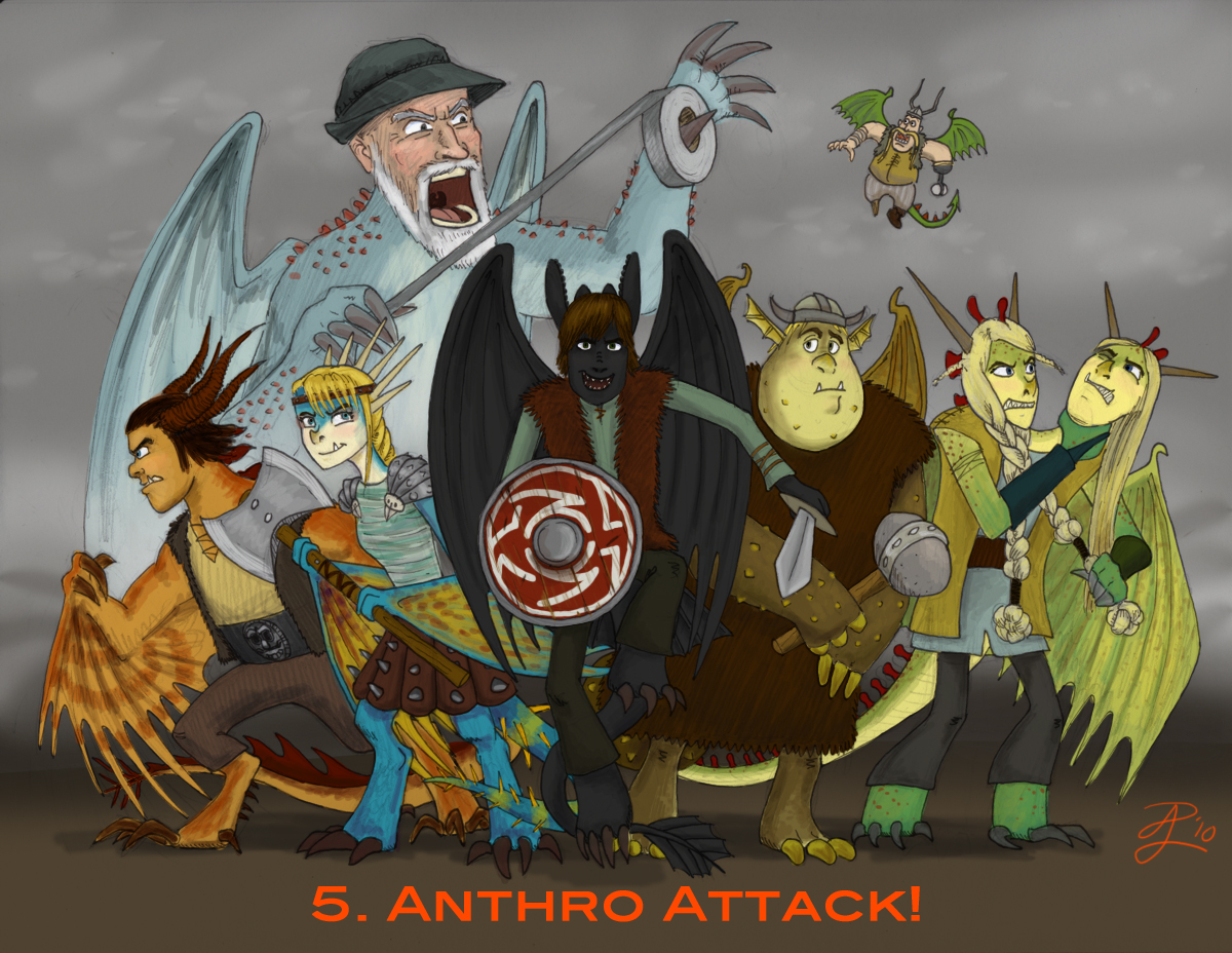 DA HTTYD DVD Countdown - 5 by Contraltissimo