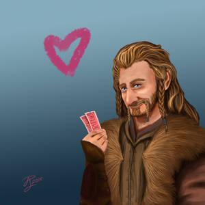 Hobbit Valentines ~ Fili