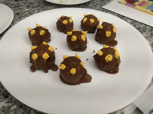 ConnieBDay2019 - How do you spell hors d'oeuvre?