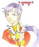 Seiya from sailor moon