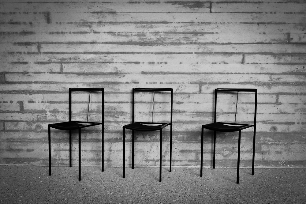 Chairs 1 by pillendrehr