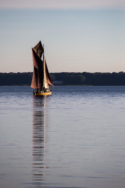 Zeesenboot by pillendrehr