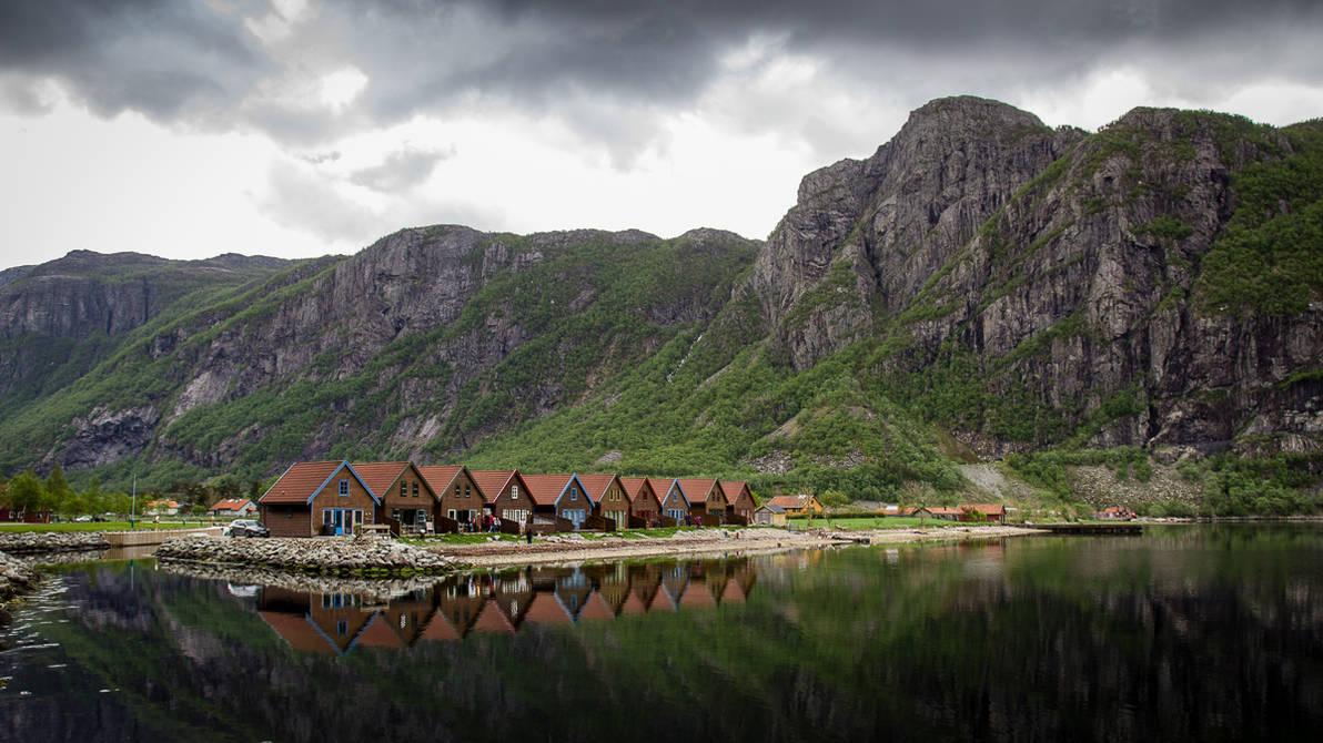 Norway 2 by pillendrehr