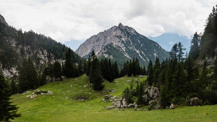 A trip to the Alps 2 by pillendrehr