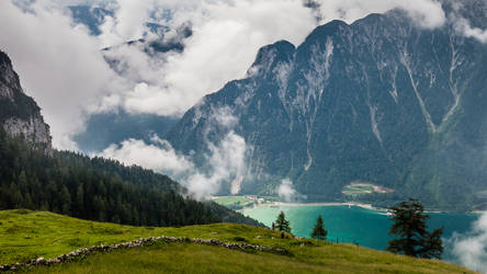 A trip to the Alps 3 by pillendrehr