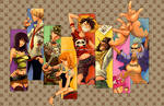 One Piece fan art