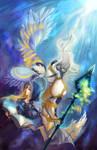 Priests of Light n Shadow