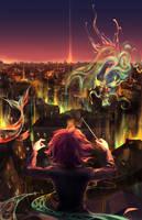 Set the World on Fire by koloromuj