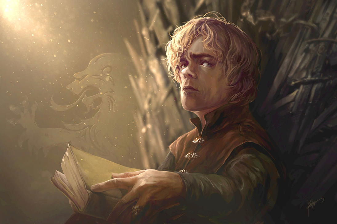 Tyrion Lannister Book Tyrion by koloromuj on...
