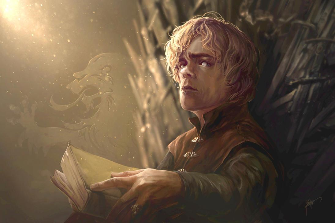 Tyrion by koloromuj