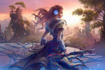Aloy and the world