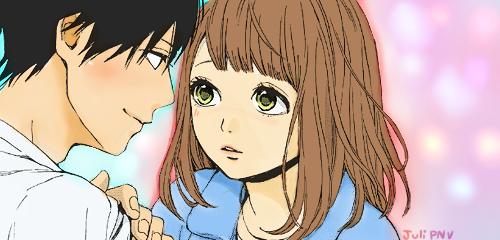 Naho X Kakeru Orange Manga By Juli Pnv On Deviantart