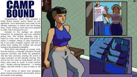 Camp Bound - page 1 by IgFero