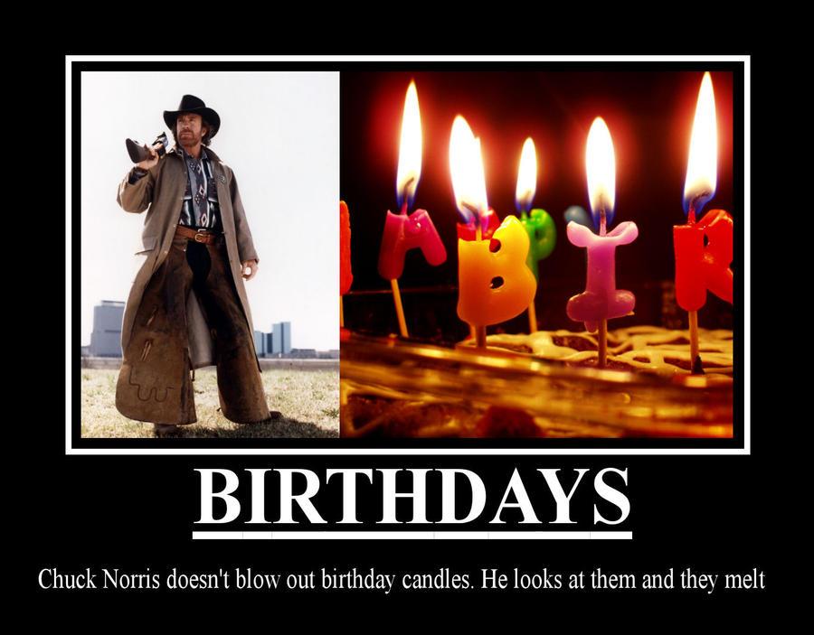 Birthday Party   gt  Chuck Norris  BULGARIA  -vs- Kub1n4sh1  P A D    gt TD    Chuck Norris Birthday Meme