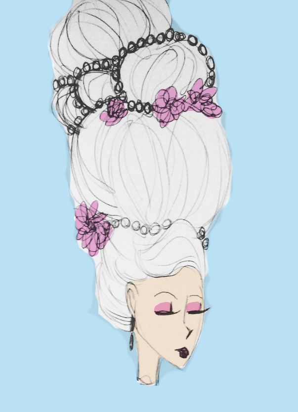 Hairstyle Practice by SansaClegane