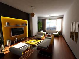 se_twins interior stdio flat 2 by alijoe
