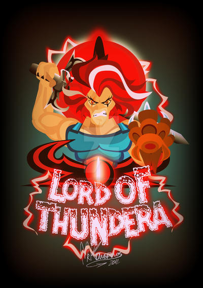 Lion-O by Mr Korneforos by MrKorneforos