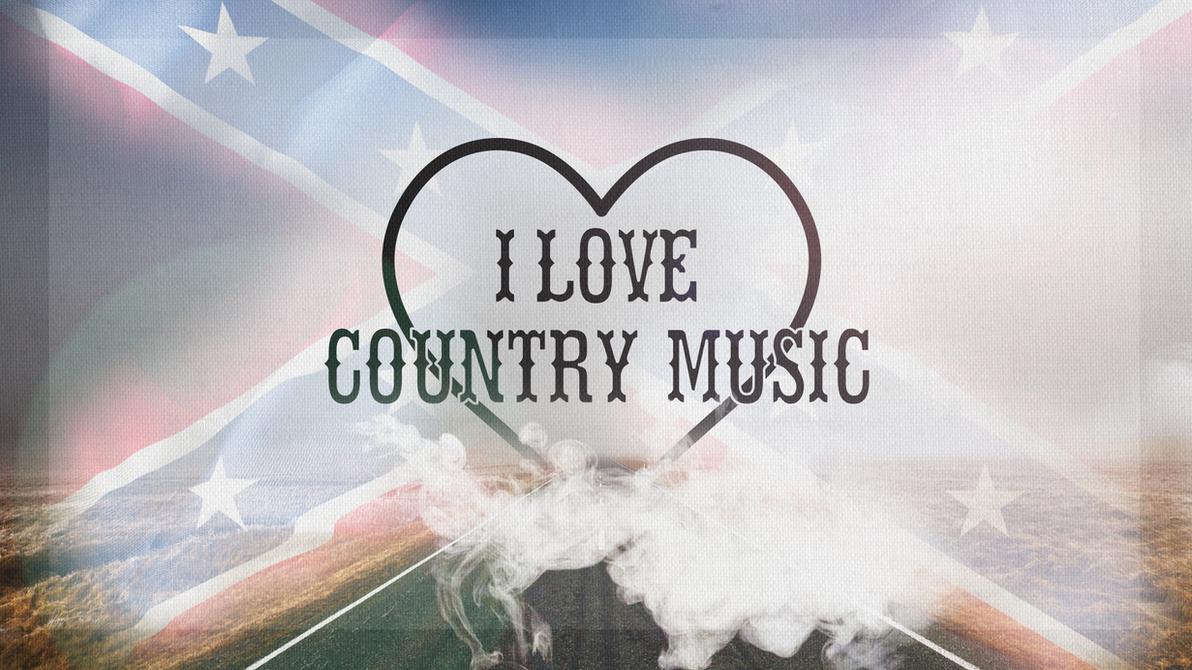 Country Love Wallpaper: I Love Country Music Wallpaper By GrayFurStripe On DeviantArt